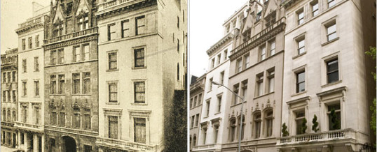 Woolworth Mansion: the wow effect