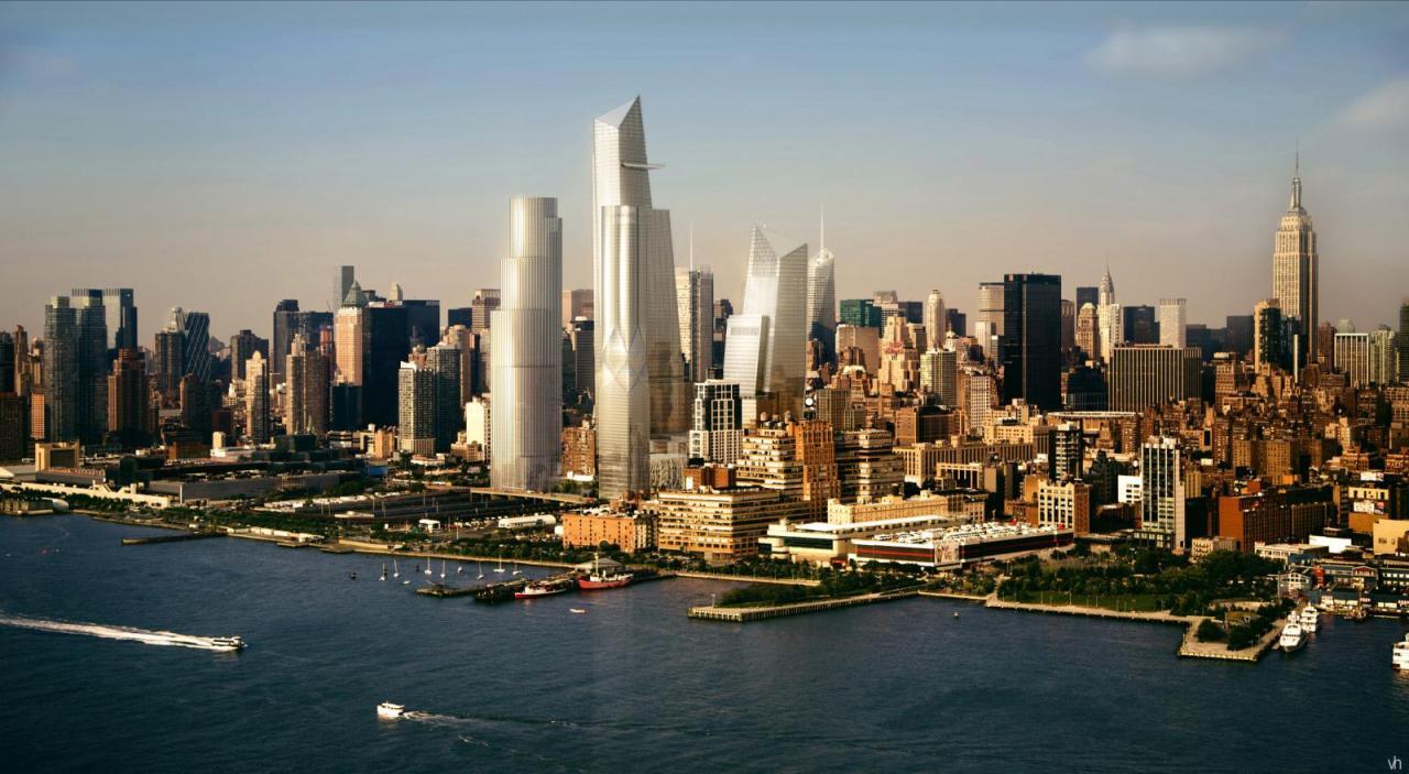 Hudson yards il progetto immobiliare pi grande nella for Comprare casa a new york manhattan