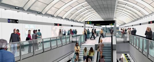 Apre la nuova linea della metropolitana