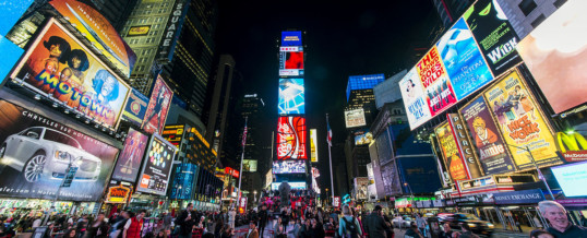 Trends: Tourism in NYC is UP but foreigners are DOWN