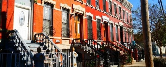 Townhouse Resurgence in New York?
