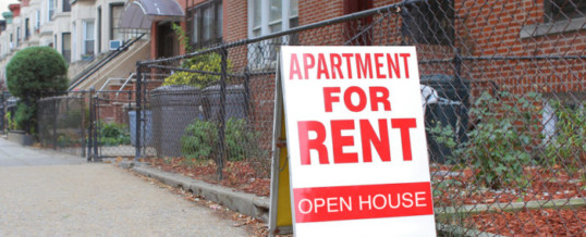 Falling rental prices despite concessions