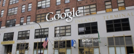 Google taking over Chelsea Market